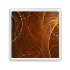 Fractal Color Lines Memory Card Reader (square)