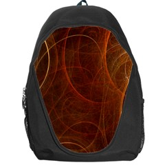 Fractal Color Lines Backpack Bag