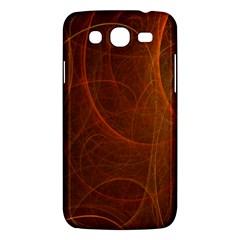 Fractal Color Lines Samsung Galaxy Mega 5.8 I9152 Hardshell Case