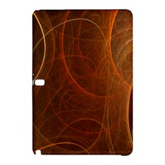 Fractal Color Lines Samsung Galaxy Tab Pro 12 2 Hardshell Case