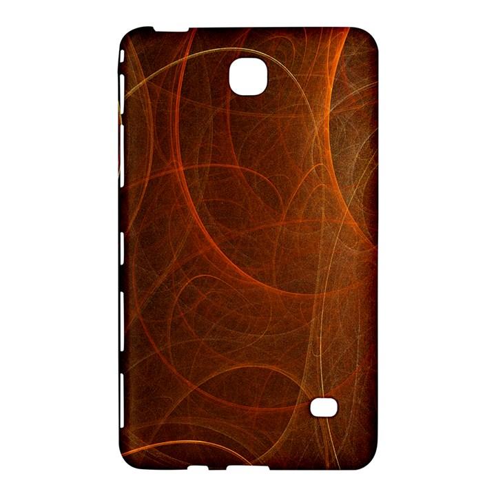 Fractal Color Lines Samsung Galaxy Tab 4 (8 ) Hardshell Case