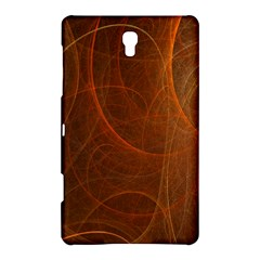 Fractal Color Lines Samsung Galaxy Tab S (8.4 ) Hardshell Case