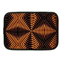 Fractal Patterns Netbook Case (medium)