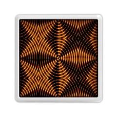 Fractal Patterns Memory Card Reader (square)