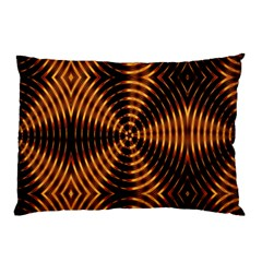 Fractal Patterns Pillow Case (Two Sides)