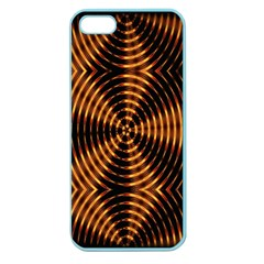 Fractal Patterns Apple Seamless iPhone 5 Case (Color)