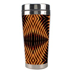 Fractal Patterns Stainless Steel Travel Tumblers