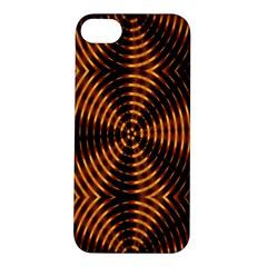Fractal Patterns Apple iPhone 5S/ SE Hardshell Case