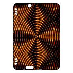 Fractal Patterns Kindle Fire HDX Hardshell Case
