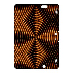 Fractal Patterns Kindle Fire HDX 8.9  Hardshell Case
