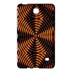 Fractal Patterns Samsung Galaxy Tab 4 (8 ) Hardshell Case