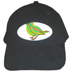 Bird Black Cap