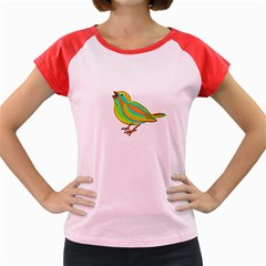 Bird Women s Cap Sleeve T-Shirt
