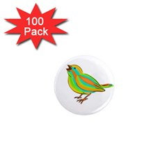 Bird 1  Mini Magnets (100 pack)