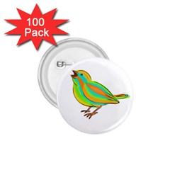 Bird 1.75  Buttons (100 pack)
