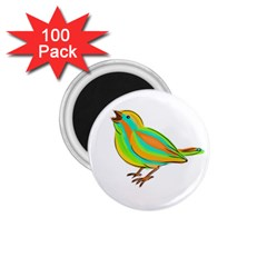 Bird 1.75  Magnets (100 pack)