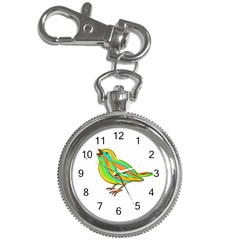Bird Key Chain Watches