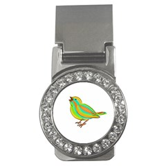 Bird Money Clips (CZ)