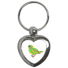 Bird Key Chains (Heart)