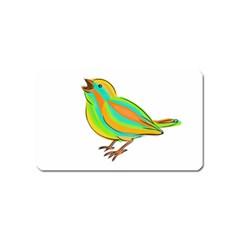 Bird Magnet (Name Card)