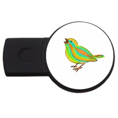 Bird USB Flash Drive Round (2 GB)