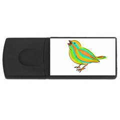 Bird USB Flash Drive Rectangular (1 GB)