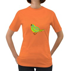 Bird Women s Dark T-Shirt