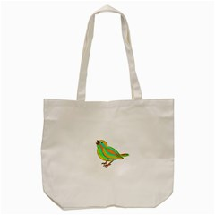 Bird Tote Bag (Cream)