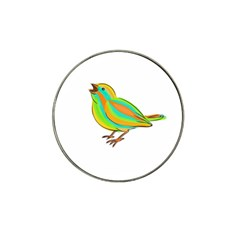 Bird Hat Clip Ball Marker (10 pack)
