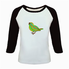 Bird Kids Baseball Jerseys