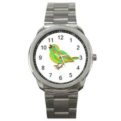 Bird Sport Metal Watch