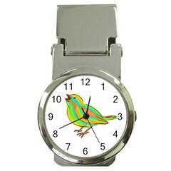 Bird Money Clip Watches