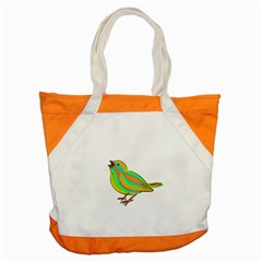 Bird Accent Tote Bag
