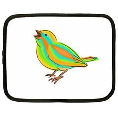 Bird Netbook Case (Large)