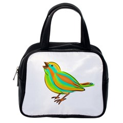 Bird Classic Handbags (One Side)