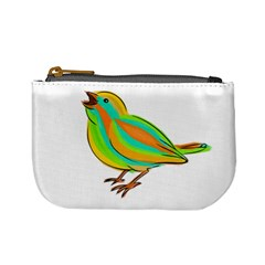 Bird Mini Coin Purses