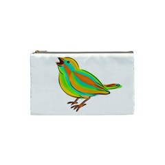Bird Cosmetic Bag (Small)