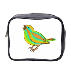 Bird Mini Toiletries Bag 2-Side