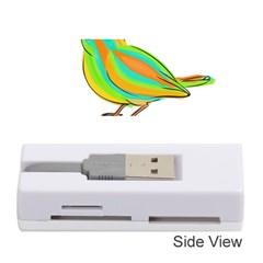 Bird Memory Card Reader (Stick)