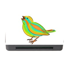 Bird Memory Card Reader with CF