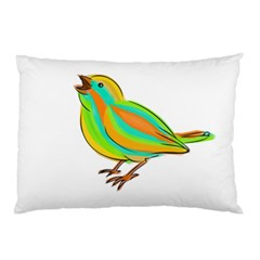 Bird Pillow Case (Two Sides)