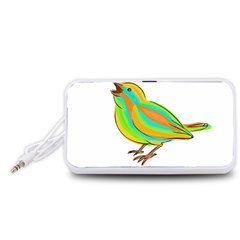 Bird Portable Speaker (White)