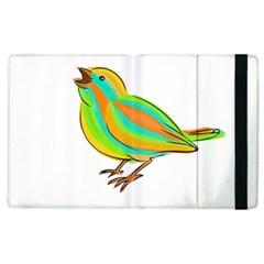 Bird Apple iPad 3/4 Flip Case
