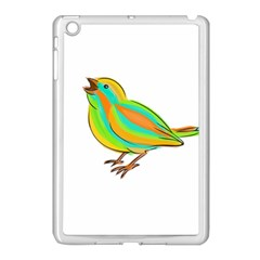 Bird Apple iPad Mini Case (White)