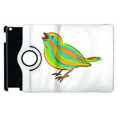 Bird Apple iPad 2 Flip 360 Case