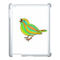 Bird Apple iPad 3/4 Case (White)