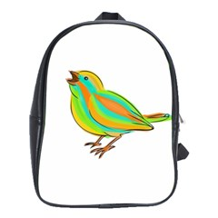Bird School Bags (XL)