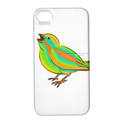 Bird Apple iPhone 4/4S Hardshell Case with Stand