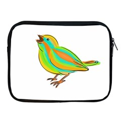 Bird Apple iPad 2/3/4 Zipper Cases