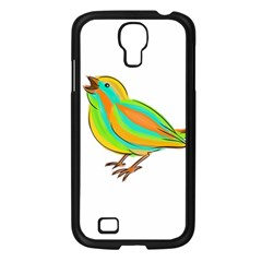 Bird Samsung Galaxy S4 I9500/ I9505 Case (Black)